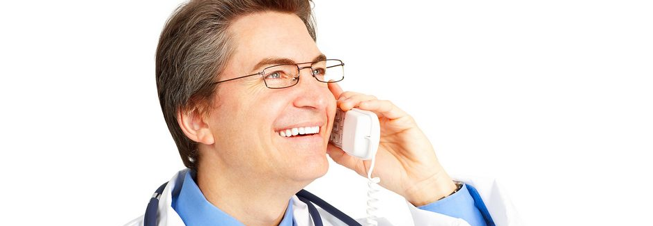 Patience With Patients: Answering The Phone