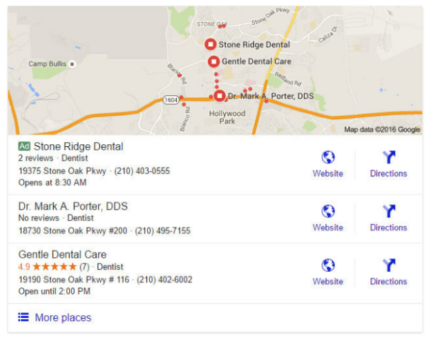 Google Just Changed The Local 3-Pack: How Your Medical Office Can Take Advantage