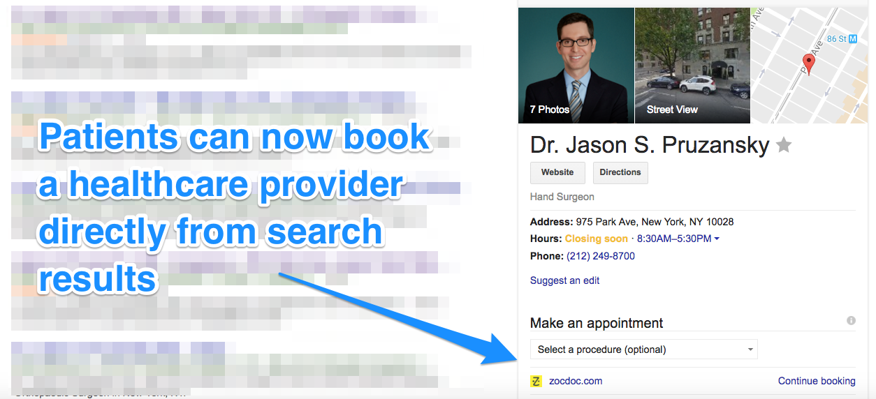 Patients Can Now Book A Doctor On Google