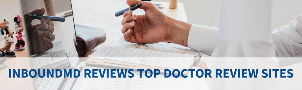 InboundMD Reviews Top Doctor Review Sites