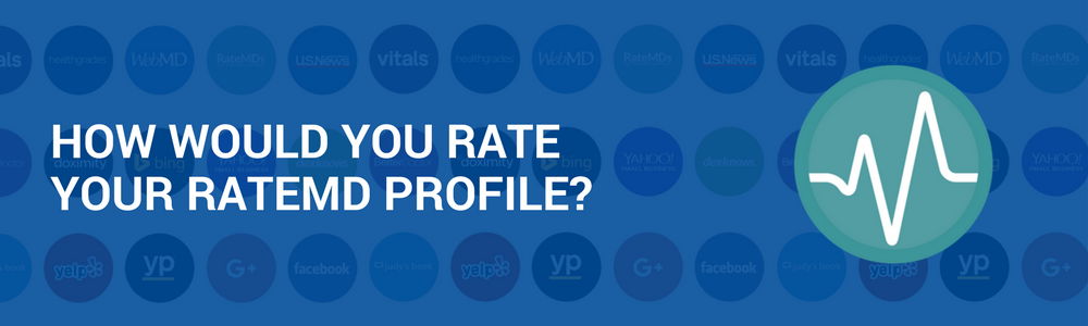 How To Optimize Ratemd Profile