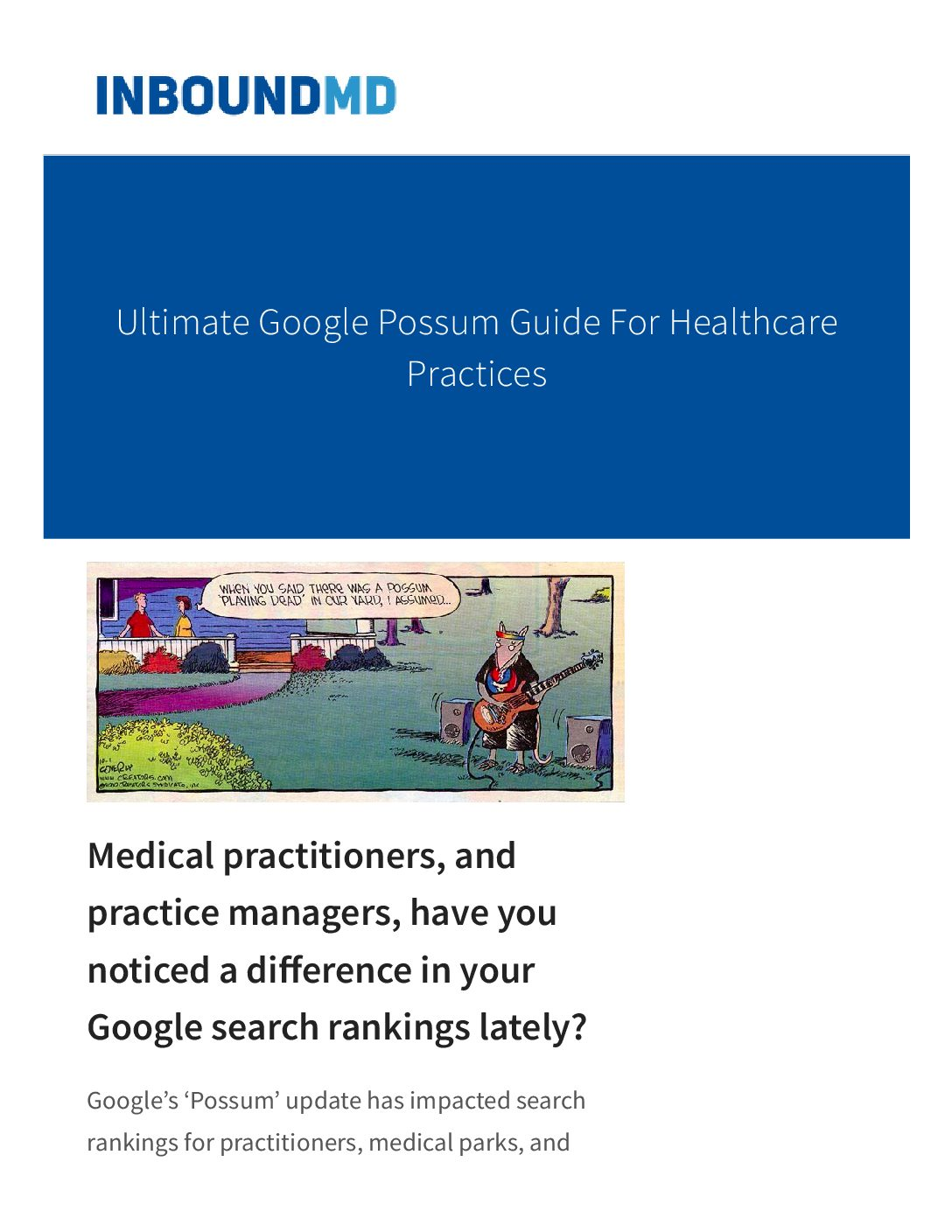 Guide - How To Write A Powerful Online Profile For Doctor Review Sites