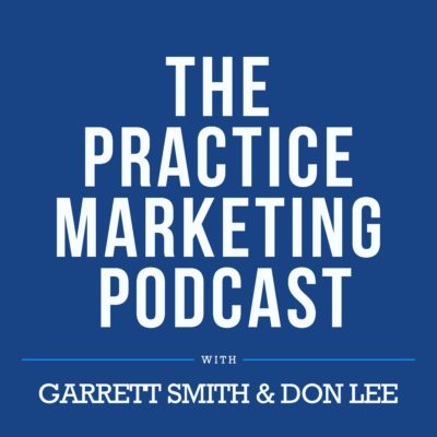 The Practice Marketing Podcast Cover